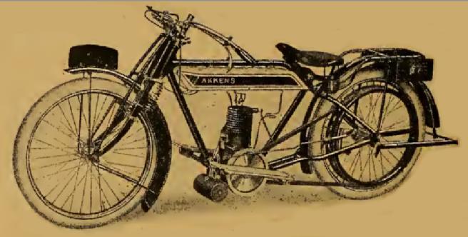 1919 AKKENS LW