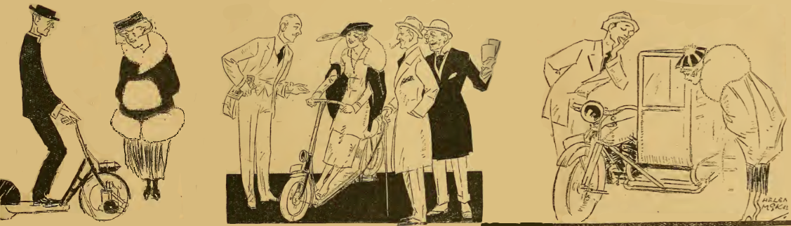 1919 CARTOONS