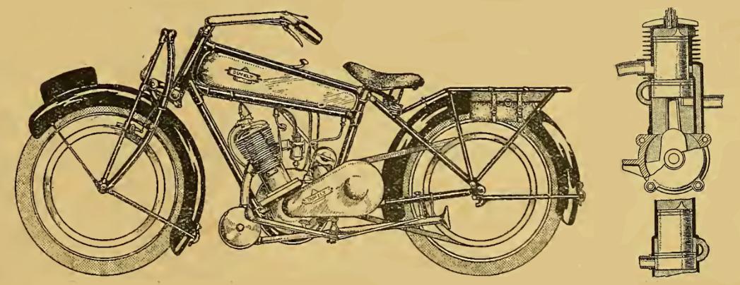 1919 DUNELT 500