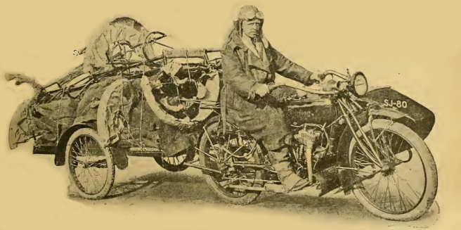 1919 INDIAN LOADED