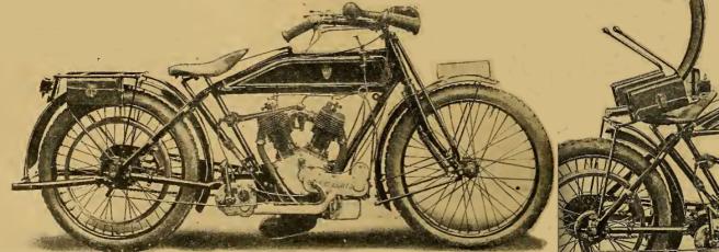 1919 LMC BIG TWIN