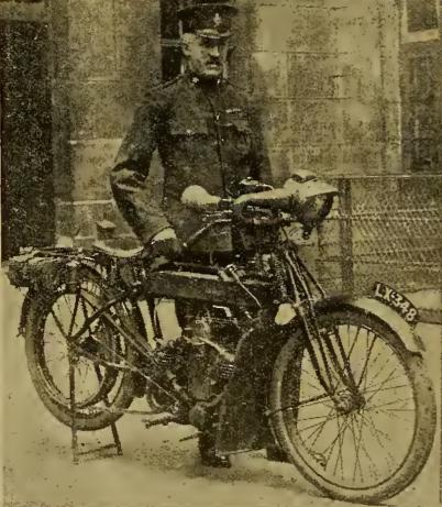 1919 METCOP DUGGIE