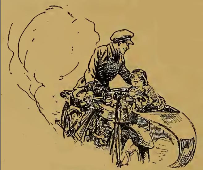 1919 PAEAN SCAR