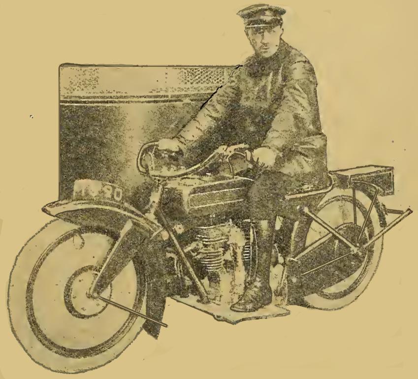 1919 PARIS DELIVERIES