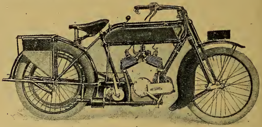 1919 PARIS PEUGEOT