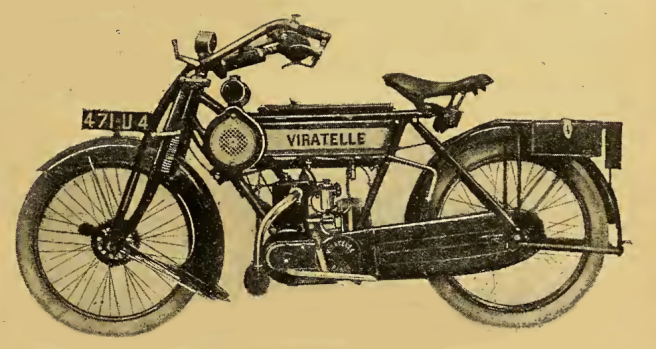 1919 PARIS VIRATELLE