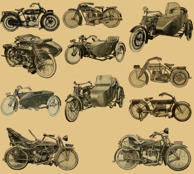 1919 PASSENGERS