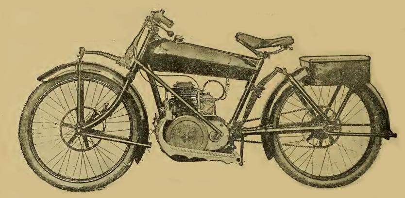 1919 PRECISION BIKE