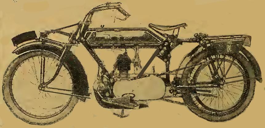 1919 RUBY SPRINGER