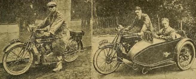 1919 SDT TWINS