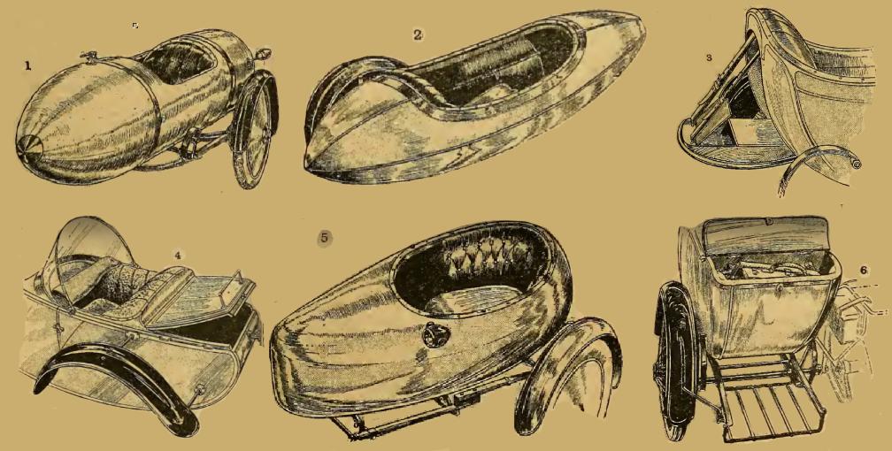 1919 SIX SCARS