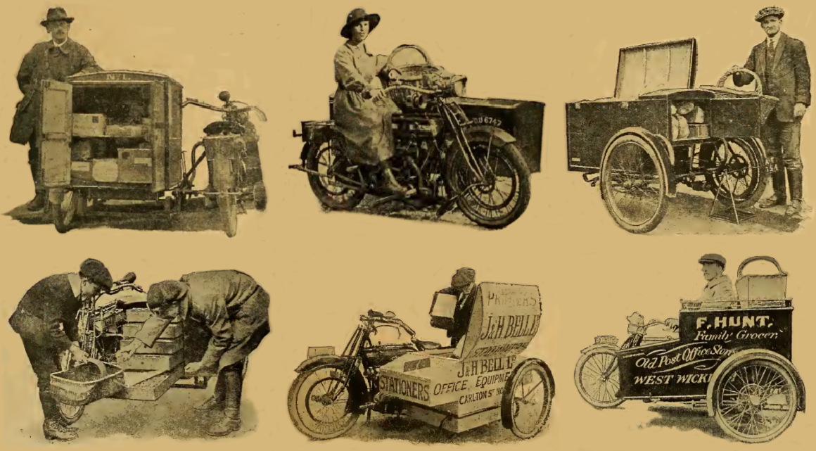1919 TRADE SCARS