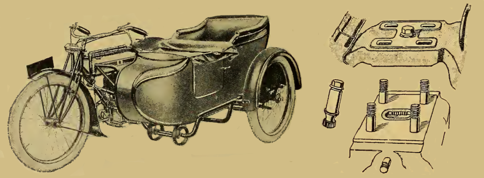 1919 TRIUMPH 4HP2
