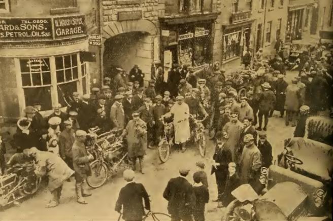 1907 LON-ED SECOND