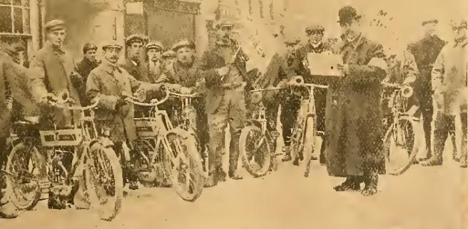 1907 LON-ED WETHERBY