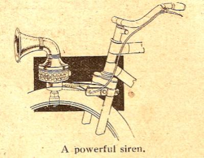 1907 'POWERFUL SIREN'