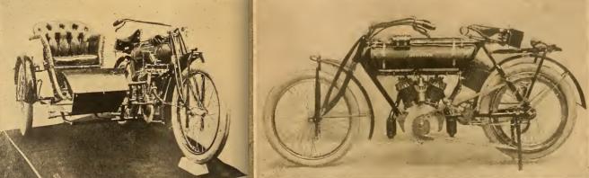 1907 STAN MINERVA