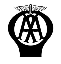 1908 AA LOGO