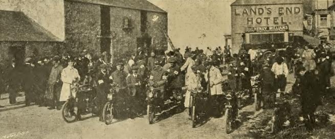 1908 ACUE2E START