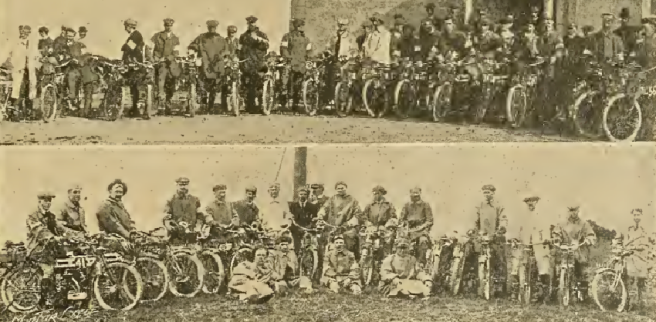 1908 ACUE2E TRIUMPHS