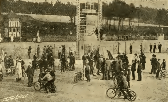 1908 BROOKLANDS REOPEN
