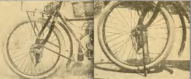 1908 FWHEEL STAND