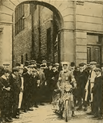 1908 LON-ED HIND