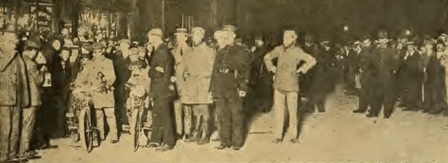 1908 LON-ED START
