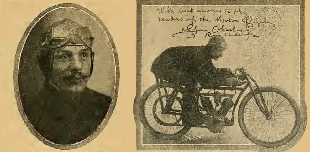 1908 OLIESAGERS
