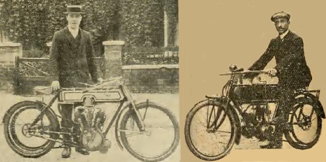 1908 TT BASHALL GEIGER