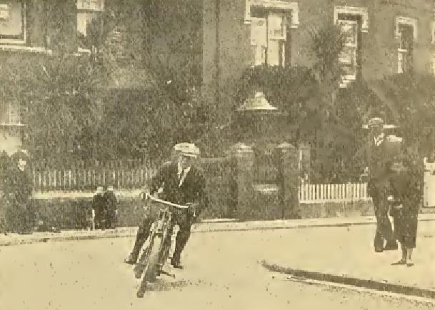 1908 TT ELLIS