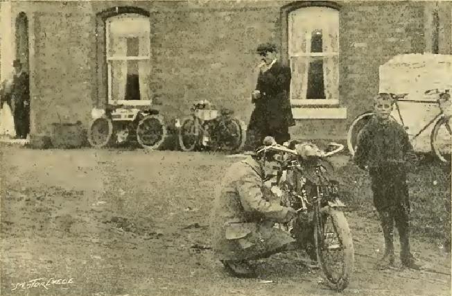 1908 TT LANG