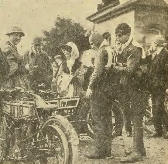 1908 TT NUMBERS