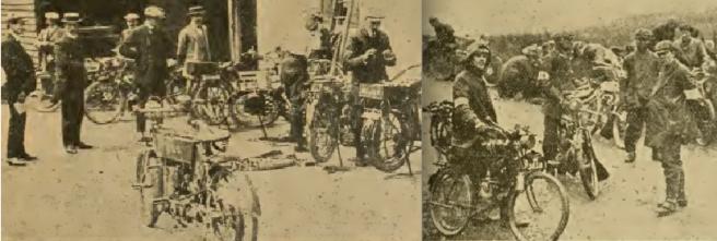 1909 6DAY FETTLING