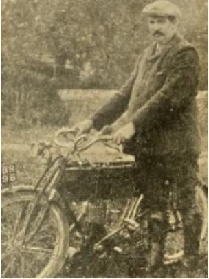 1909 CROSS HEAVY