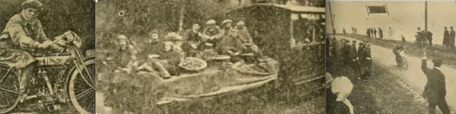 1909 TT GODFREY