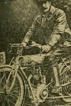 1909 TT HCOLLIER