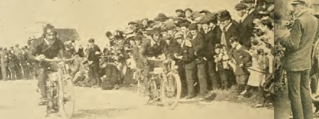 1909 TT IXION