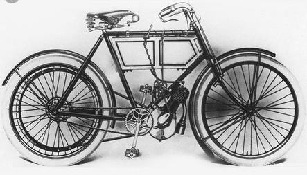 1913 1ST TRIUMPH