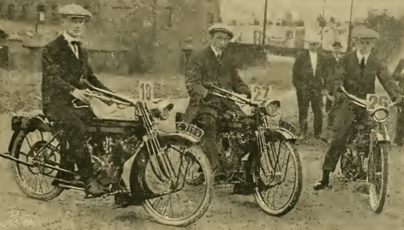 1913 6DT P&M TEAM