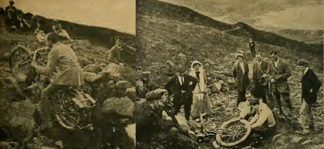 1913 HELVELLYN BREAKDOWN