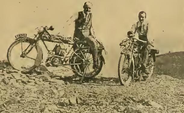 1913 HELVELLYN PEAK