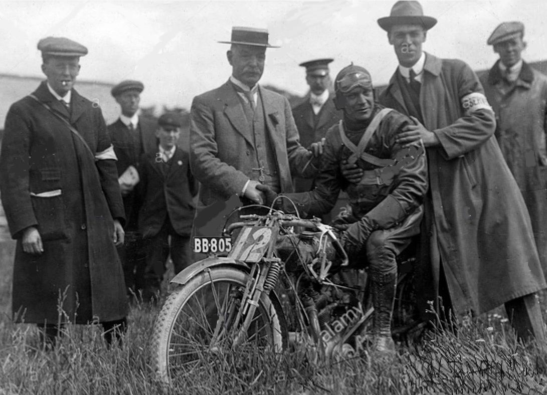 1913 TT MASON