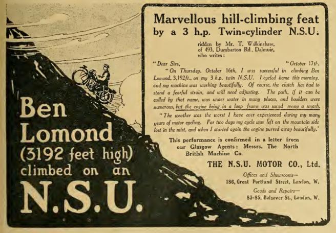 1913 MOUNTAIN AD