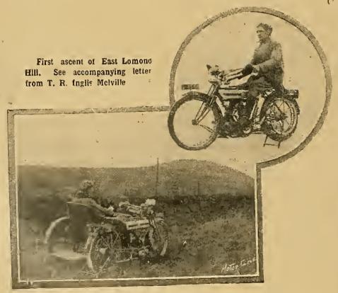 1913 MOUNTAINS EAST LOMOND