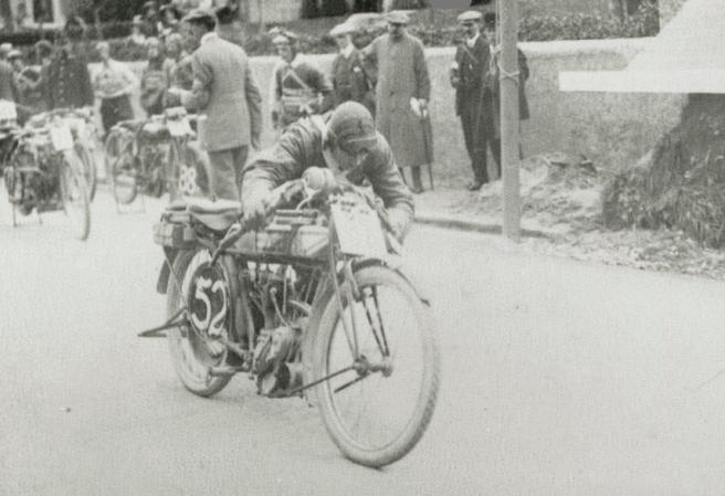 1913 TT BATEMAN