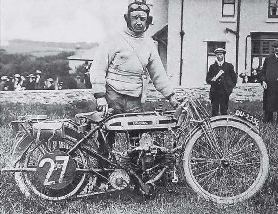 1913 TT NEWSOME