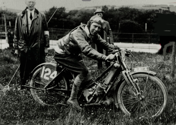 1913 TT WOOD