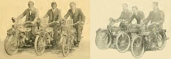 1914 6DT P&M DOUGLAS
