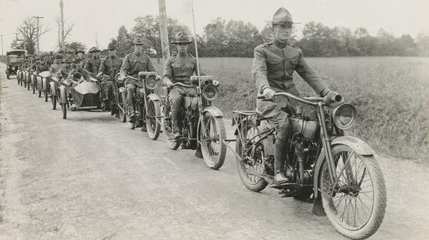 1918 WD HARLEYS